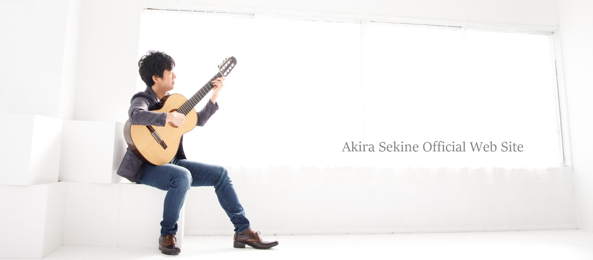 Akira Sekine Official Web Site